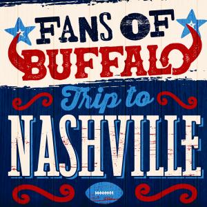 Fans of Buffalo @ Nashville