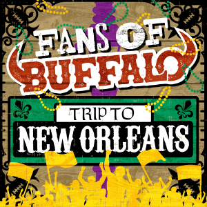 Fans of Buffalo @ New Orleans