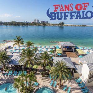 Fans of Buffalo @ Tampa Bay