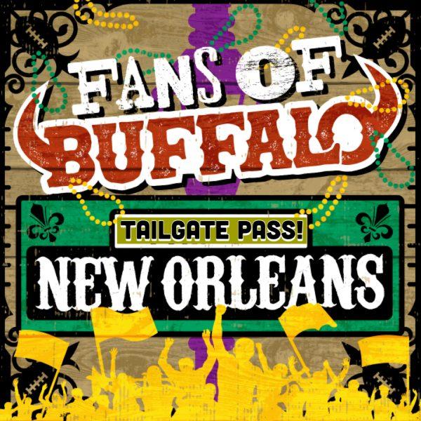 buffalo bills tailgate new orleans saints game thanksgiving