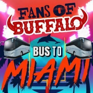 Bills/Dolphins Miami Bus Packages